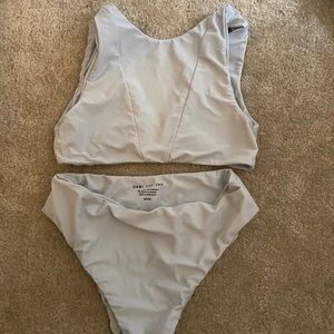 Swim suit (top and bottoms )